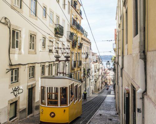 Saulės numylėti Portugalijos Algarvės kurortai